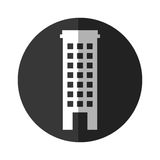 Urban building tower. Vecotr illustration graphic design Stock Photography