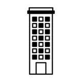 Urban building tower Stock Photos