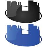 Urban buildings Royalty Free Stock Image