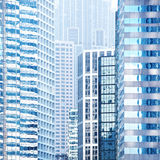 Urban buildings background Royalty Free Stock Photo