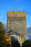 Riga city  buildings Stock Photo