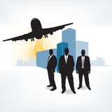 Urban Business Team Royalty Free Stock Images