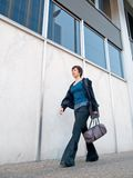 Urban businesswoman 6 Royalty Free Stock Image