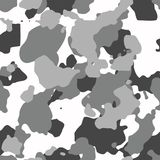 Urban camo seamless pattern Royalty Free Stock Photo