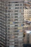 Urban City. Apartment block in Warsaw Poland Stock Photography