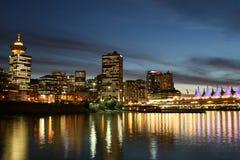Urban City Core Stock Photography