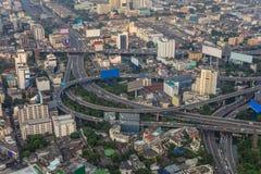 Urban city Stock Image