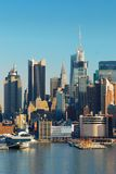 Urban City Skyline, New York City Stock Photos