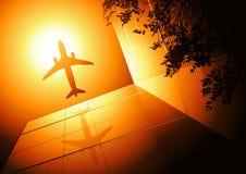 Urban City Travel Stock Image
