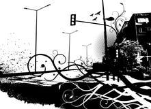 Urban city vector Stock Photos
