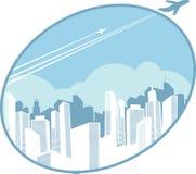 Urban cityscape Stock Image