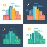 Urban cityscape. Stock Image