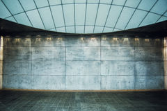 Urban Concrete Background Stock Photo