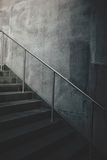 Urban concrete staircase Royalty Free Stock Images