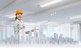 Urban construction Stock Image