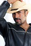 Urban Cowboy Royalty Free Stock Photography