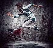 Urban dance royalty free stock photography