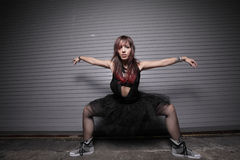 Urban dancer Royalty Free Stock Photos