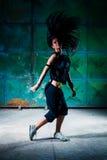 Urban dancer Stock Photography