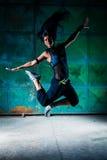 Urban dancer Stock Image