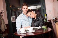 Urban dating fun. Stock Photos