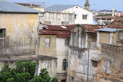 Urban Decay Royalty Free Stock Photo