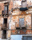 Urban decay in  Taranto Royalty Free Stock Image