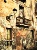 Urban decay in  Taranto Stock Photography