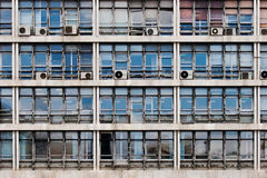 Urban Decay Windows Stock Images