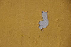 Urban Decline Pattern With Peeling Paint - Background Royalty Free Stock Image