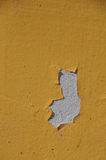 Urban Decline Pattern With Peeling Paint - Background Royalty Free Stock Photography