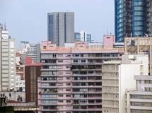 Urban density Stock Image