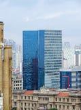 Urban density Stock Images