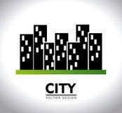 Urban desig, vector illustration. Stock Photos
