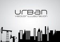 Urban design Royalty Free Stock Photo