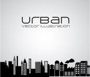 Urban design Stock Photography