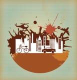 Urban design Stock Photo