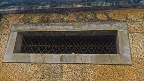 6 Urban Detail Windows stock image