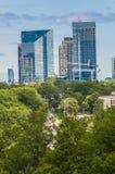 Urban development Stock Images