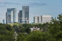 Urban development Stock Image