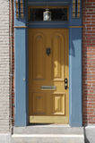 Urban Door Detail Royalty Free Stock Photos