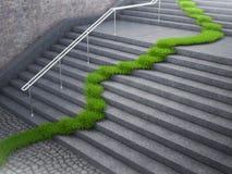 Urban ecology concept Stock Image