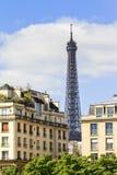 Urban Eiffel Stock Photo