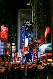 Urban Energy - Midtown Manhattan New York City Royalty Free Stock Photo