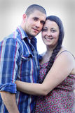 Young Country Couple  Stock Photos