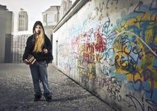 Urban fashion Royalty Free Stock Photography