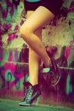 Urban fashion Royalty Free Stock Images