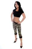 Urban Fitness Beauty Royalty Free Stock Image