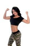 Urban Fitness Beauty Royalty Free Stock Photography