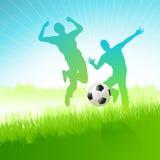Urban Football Royalty Free Stock Image